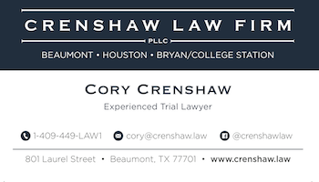 Crenshaw Law Firm