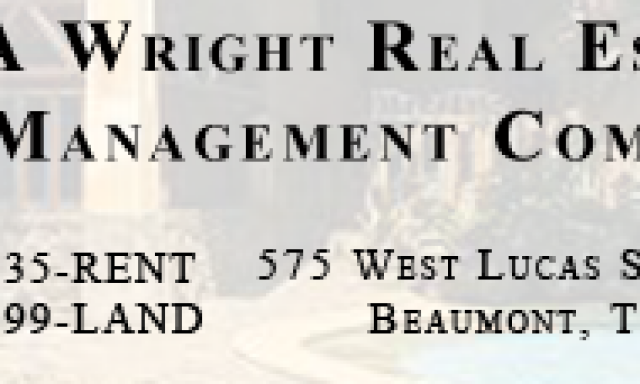 A Wright Real Estate Management Company